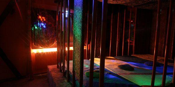 Big Bamboo Bambuskäfig