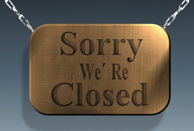 Swingerclub hat geschlossen