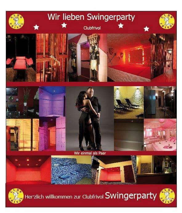 Club Frivol Swingerpartys