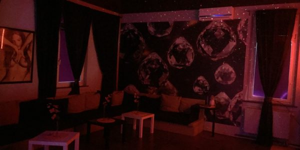 Swingertreff Erdbeerkuss Loungebereich
